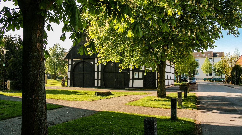 Alte Scheune in Liesborn